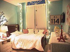 Image via We Heart It #girl #lights #room #teen #example #perfect