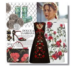 """""""D&G"""" by cherieaustin on Polyvore featuring Donkey Products, American Coin Treasures, Dolce Vita, Dolce&Gabbana, dg and dolcegabbana"""