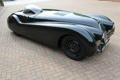 """Jabbeke"" Jaguar XK 120"