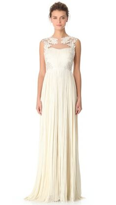 Norah Long Gown by Catherine Deane