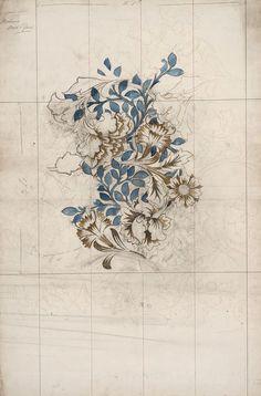 Art Nouveau Illustration Flower William Morris Ideas For 2019 William Morris, Arts And Crafts Movement, Poster Prints, Framed Prints, Lino Prints, Block Prints, Illustration Art, Illustrations, Motif Floral