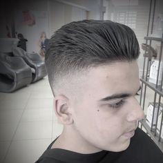Men haircuts by andre kodra