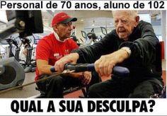Otimizando o processo de envelhecimento - Coluna Fitness por Sergio Cavarsan da…