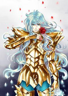eagiel: That Sog ep4… Oh my god… Aphrodite was sooo cool and sooo beautiful!!