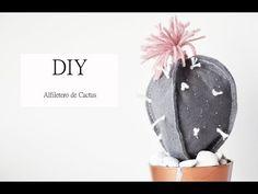 DIY: Un cactus para mis alfileres | Fruto Samore - Homemade Design Cactus, Diy, Shape, Manualidades, Felting, Dressmaking, Bricolage, Do It Yourself, Homemade