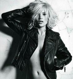 Studio Vogue Moda İkonu: Kate Moss ...  Studio Vogue Fashion Icon: Kate Moss