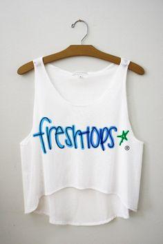 The classic. #freshtops
