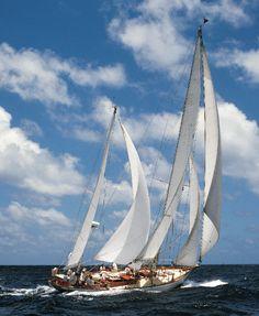 Antigua's Classic Yacht Regatta, 1995