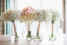 pretty flowers!  http://leahmceachernphotography.com,Wedding Day Coordination By / http://operationaltitude.com