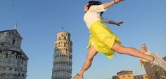 Apuntes para visitar la Torre de Pisa - http://www.absolutitalia.com/apuntes-para-visitar-la-torre-de-pisa/