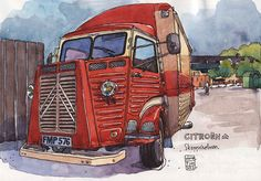 citroen_truck_150607 Nina Johansson