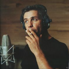 Perfection. Till Lindemann creating magic.