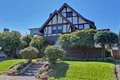 1914 Tudor Revival – Portland, OR Oregon House, Old House Dreams, Portland Oregon, Tudor, Restoration, Cabin, Mansions, Architecture, House Styles
