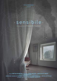 """Questa è la locandina del film """" SENSIBILE """"- un documentario su MCS e EHS di Alessandro Quadretti. Pensiamo che questo film documentario p..."""