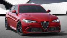 Alfa Romeo Giulia sedan debuts with 510 hp, killer curves [w/video]