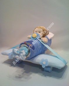 diaper airplane