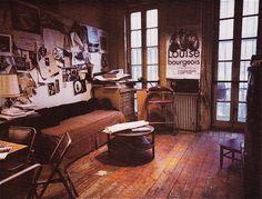 dominique nabokov new york living rooms (via uwe gaertner)