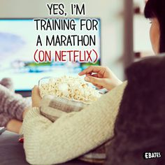 Yes Netflix, I am still watching. Stop judging me.