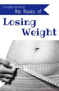 Losing Weight is simple when you know these 4 tips! Really informative article about weight loss!!