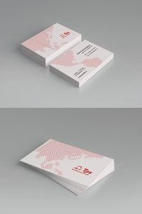 Travel Agency Business Card - #design #inspiration #identity