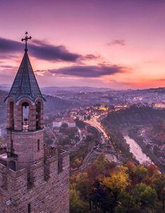 """City of the Tsars,"" Veliko Tarnovo, Bulgaria"
