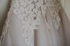 Details on my wedding dress. Justin Alexander 8465.
