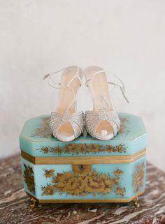 Christian Louboutin Wedding shoes see more http://www.itakeyou.co.uk/wedding/gorgeous-wedding-shoes/ silver wedding shoes,gold wedding shoes,wedding shoes red,blue wedding shoes,bridal wedding shoes,elegant wedding shoes