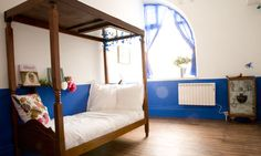 Melanie Wilson's Frida Kahlo designed bedroom at BAC