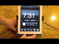 Video iLive iPad, iPhone and iPod Speaker Dock Review