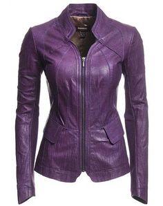 13 best purple leather