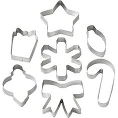 Wilton 7Piece Assorted Christmas Cookie Cutter Set >>> Check out the image by visiting the link.