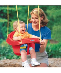 Little Tikes Highback Toddler Swing
