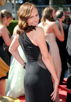 Molly Shannon at the Creative Arts #Emmy Awards 2013 in LA
