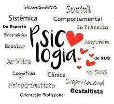 Psicologia por amor! #Psicologia #Psico Kids Education, Psychology, Study, Templates, Memes, Life, Psychology Facts, Positivity, School Psychology