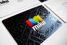 Mikii business card