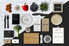 Food Mockup by GraphicDash on @creativemarket