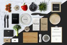 Food Mockup by GraphicDash on @creativemarket