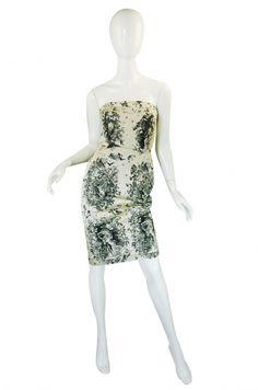Recent Jean Paul Gaultier Baroque Dress