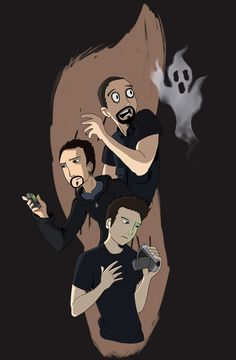 "Ghost Adventures ""what the hell was that!?"" Most accurate discription of the GAC ever. Period."