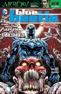 Blue Beetle #16 #BlueBeetle #New52 #DC