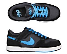 comfortable all-day long -- nike skate shoe