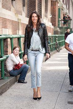 Street Style: el pantalón capri