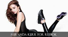 Victoria's Secret Angel Miranda Kerr Bares All In New Reebok Ad