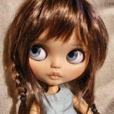 Cute Baby Dolls, Cute Babies, Barbie, Cute Teddy Bears, Custom Dolls, Diy Doll, Fabric Dolls, Doll Face, Big Eyes