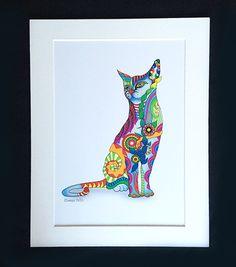 Catcha Art Print