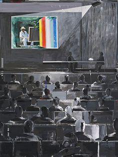 Alfonso Flat Screen, Contemporary Artists, South America, Pintura, Art, Space, Blood Plasma, Flatscreen, Dish Display