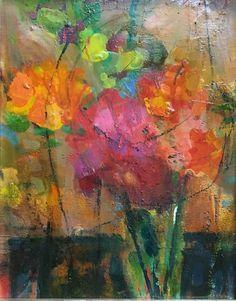 Cynthia Packard, Flowers 1.