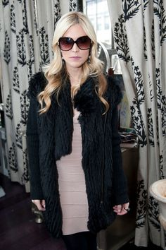 Our friend, the always-gorgeous Tinsley Mortimer