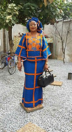 Top Ankara Skirt And Blouse for African Women I anticipate we can all accede that the built-in styles this year are absolutely bad-ass, extremely exotic African Fashion Designers, Latest African Fashion Dresses, African Dresses For Women, African Print Dresses, African Print Fashion, Africa Fashion, African Attire, African Wear, African Women