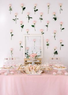 Kentucky Derby-inspired Dessert Table from a Pastel Kentucky Derby Inspired Birthday Party on Kara's Party Ideas | KarasPartyIdeas.com (15)